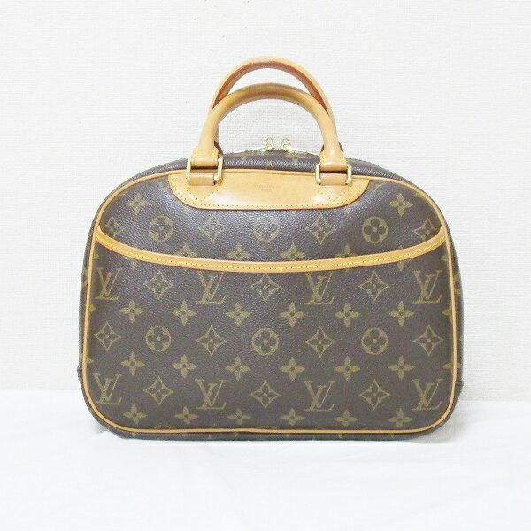 ルイヴィトン Louis Vuitton モノグラム トゥルービル ハンドバッグ M42228 ★送料無料★【中古】【あす楽】