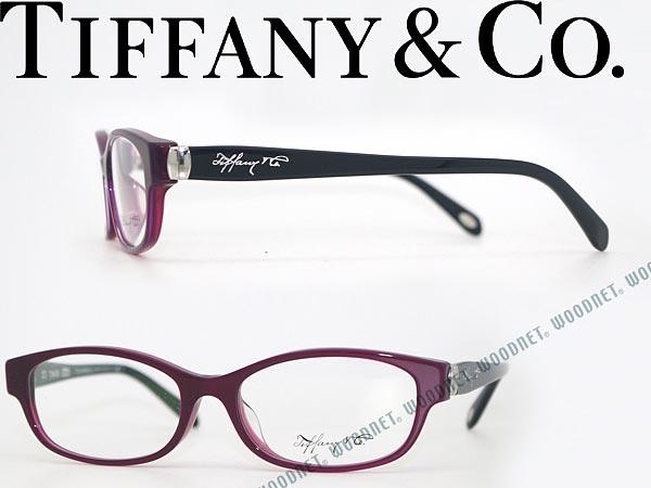 【楽天市場】Tiffany & Co. ティファニー メガネフレーム 眼鏡 ...