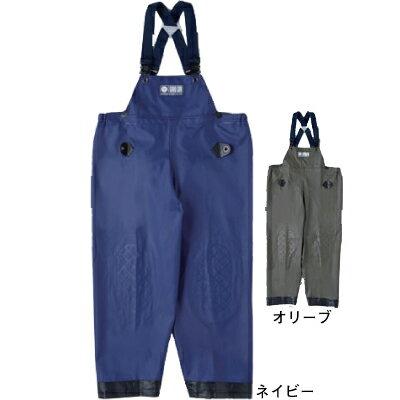レインウエア 弘進ゴム G0599AC グッドサン胸付ズボン S~4L
