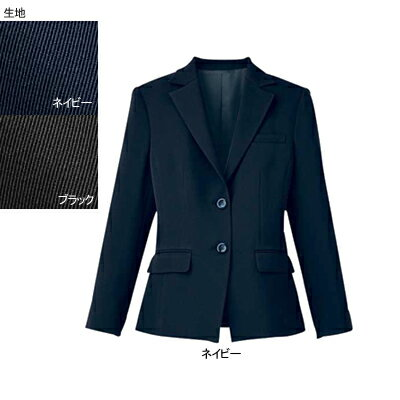 事務服・制服・オフィスウェア  ヌーヴォ SJ1004 ジャケット 5号~19号