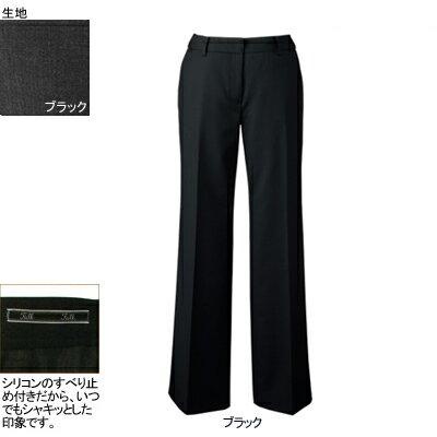 事務服・制服・オフィスウェア  ヌーヴォ FP65239 パンツ 11号・ブラック9