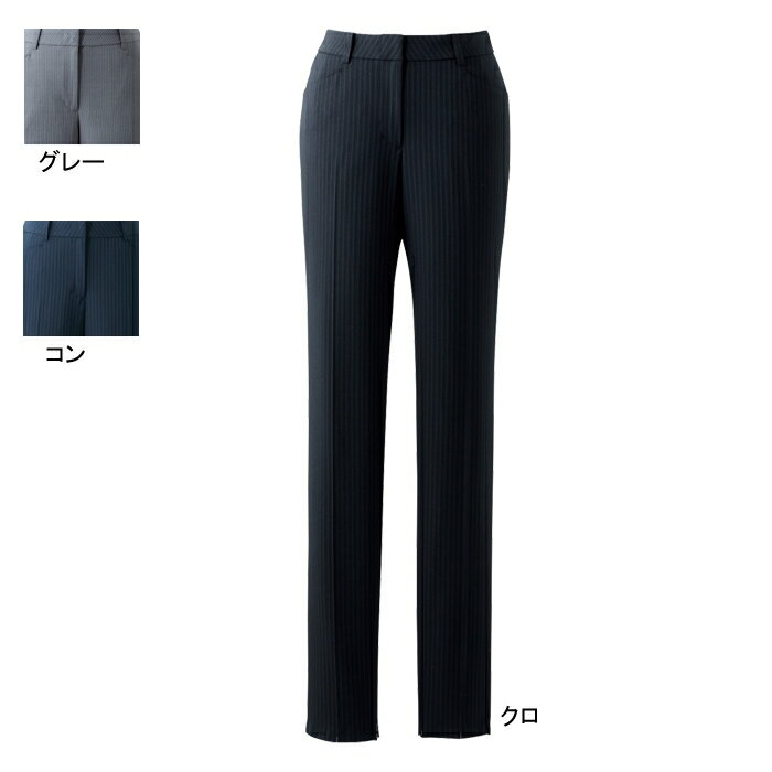 事務服・制服・オフィスウェア ピエ HCP3600 キテミテ体感パンツ(股上標準) 5号~15号