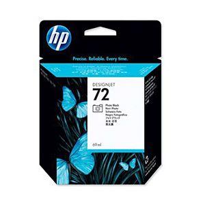 【送料無料】【純正品】 HP インクカートリッジ フォトブラック 型番:C9370A(HP72) 単位:1個