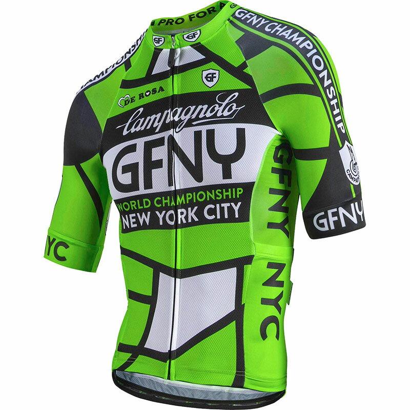 ビエンメ グランフォンド ニューヨーク サイクリング ジャージ 2017