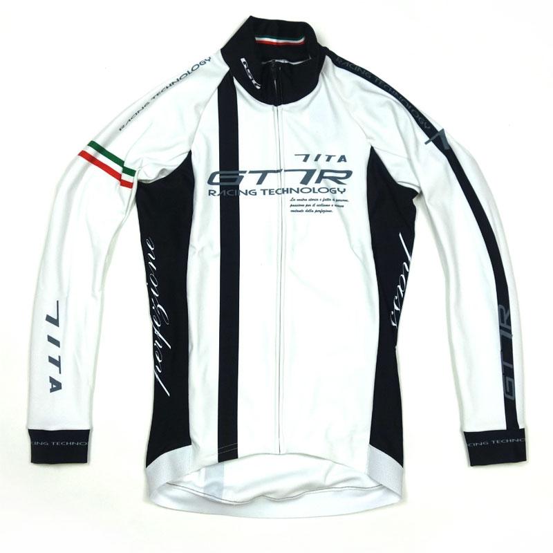 【現品特価】セブンイタリア GT-7RR LS Jersey White/Black
