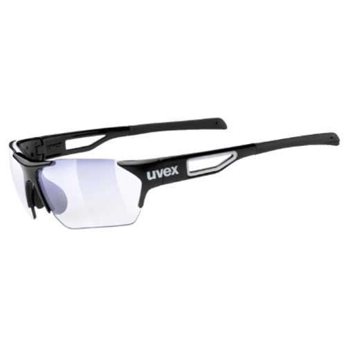 ウベックス スポーツスタイル 202 スモール RACE VARIO ブラック サングラス(調光レンズ)【自転車】【サングラス・アイウェア】【ウベックス】