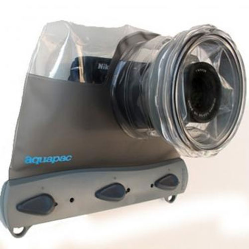 アクアパック ミラーレス 小型一眼レフカメラ用ケース 防水
