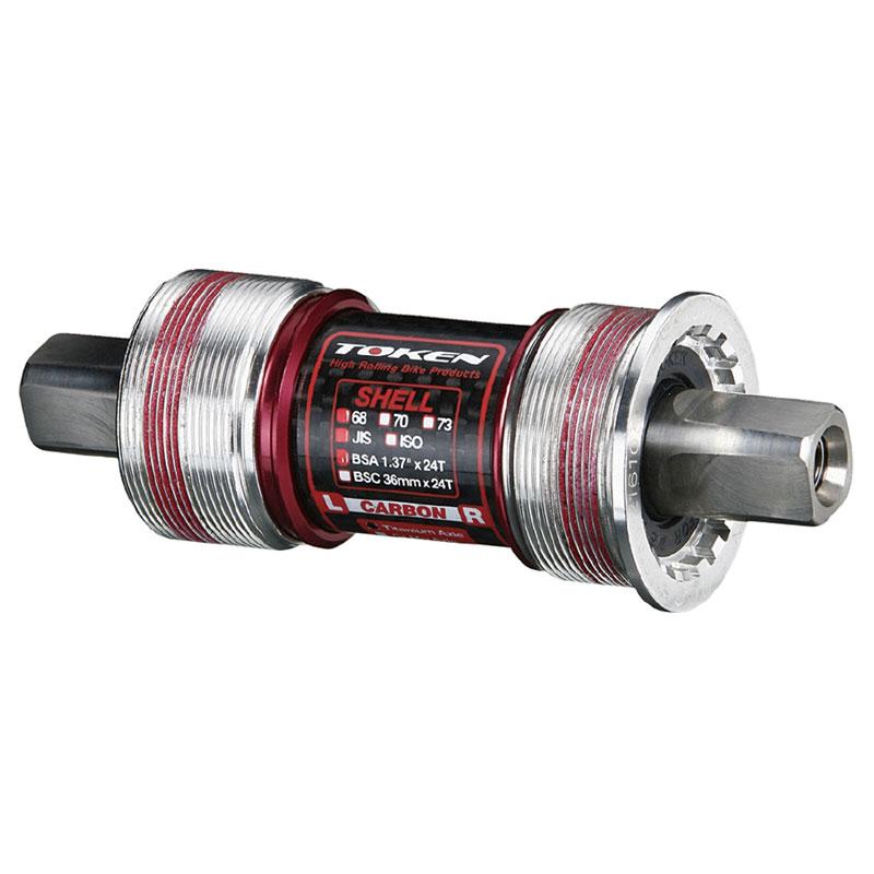 トーケン TK8695CT ISO/カンパ ボトムブラケット