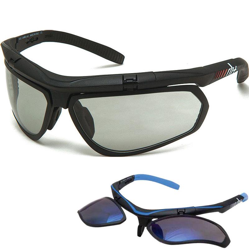 zerorh+ RH863 OLYMPO Air X 26マットブラック/ブラック サングラス(調光レンズ)