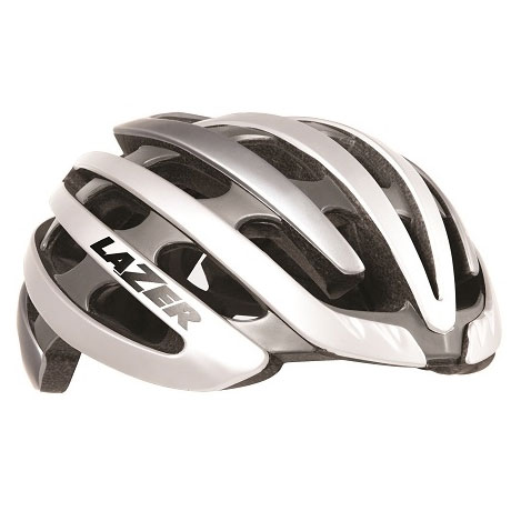 レーザー Z1 ホワイト/シルバー ヘルメット