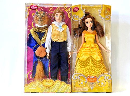 Disney「美女と野獣」より Classic Disney Princess Belle / Beast  Doll (クラッシック・ディズニー・プ