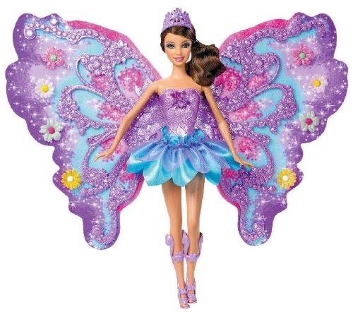 Barbie Flower 'N Flutter Fairy Teresa バービー 人形 ドール フェアリー プリンセス 妖精 テレサ パー