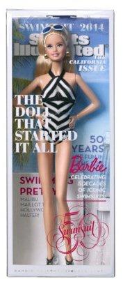 バービー Barbie Sports Illustrated Swimsuit Issue 2014 Collector's Edition Doll