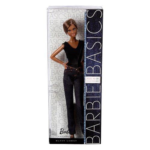 バービー ベーシックドール Barbie Collector Basics Model #08 - Collection #2