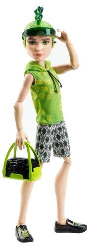 Monster High モンスターハイ Basic Travel Deuce Gorgon Doll 人形 ドール
