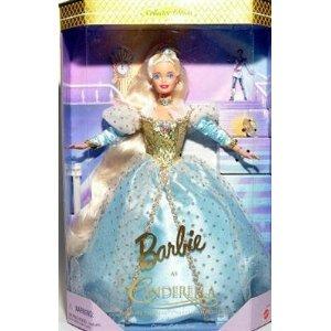 Barbie バービー As Cinderella - Barbie バービー Doll ドール By Mattel Children's Series 1997