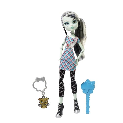 モンスターハイ Monster High Classrooms Frankie Stein Doll