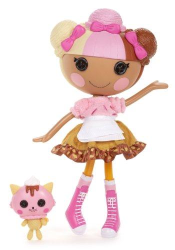 Lalaloopsy Doll, Scoops Waffle Cone 人形 ドール