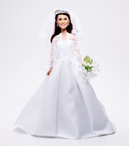 キャサリン妃ウェディングドール・ケイト ミドルトン | Royal Wedding Doll
