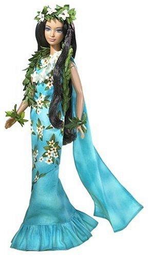 バービー ドール・オブ・ザ・ワールド プリンセス・オブ・ハワイアイランド G8056 (ピンクラベル)