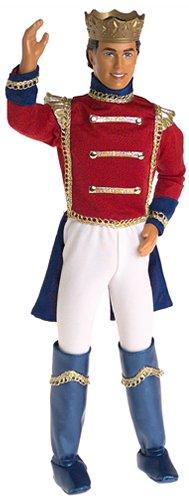 バービー Nutcracker Ken as Prince Eric 50793