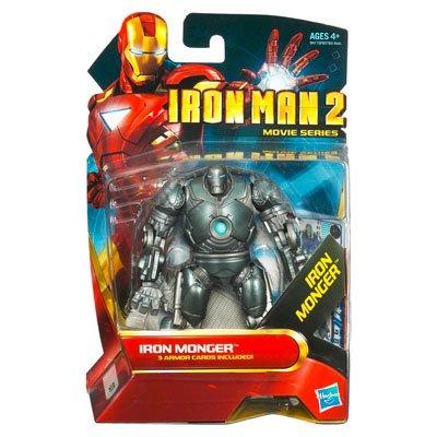 アイアンマン2 3.75インチアクションフィギュア 07 アイアンモンガー/IRONMAN 2 ACTION FIGURE CONCEPT S