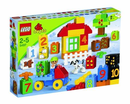 レゴ デュプロ かずあそびセット 5497
