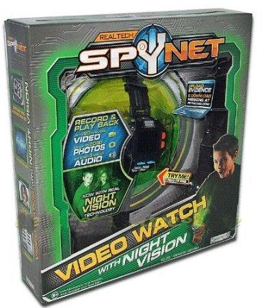 Spy Net Video Watch Night Vision Double Memory Spy Tool おもちゃ