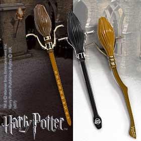 ハリーポッター 魔法の箒型ブックマーク3個セット