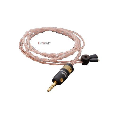 Whiplash Audio TWcu v3 Ultimate Ears 交換用アップグレード・ケーブル交換用アップグレード・ケーブル