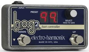 EHX Electro Harmonix  HOG2 Foot Controller HOG 2 専用 フット・コントローラー  エレクトロ ハーモニ