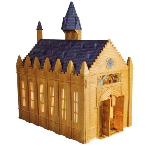 Harry Potter ハリー・ポッター Hogwarts School Great Hall Large Playset