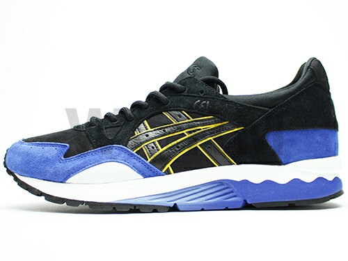 ASICS GEL-LYTE V SPLASH CITY h5a0k-9060 black/blue アシックス 未使用品【中古】
