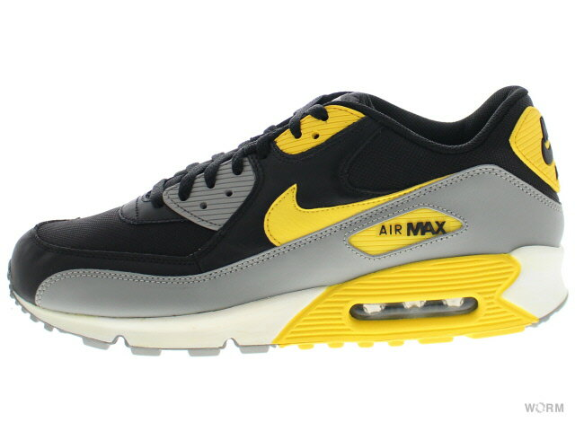 【US10.5】NIKE AIR MAX 90 325018-033 black/vrsty mz-white-mdm gry エア マックス 未使用品【中古】