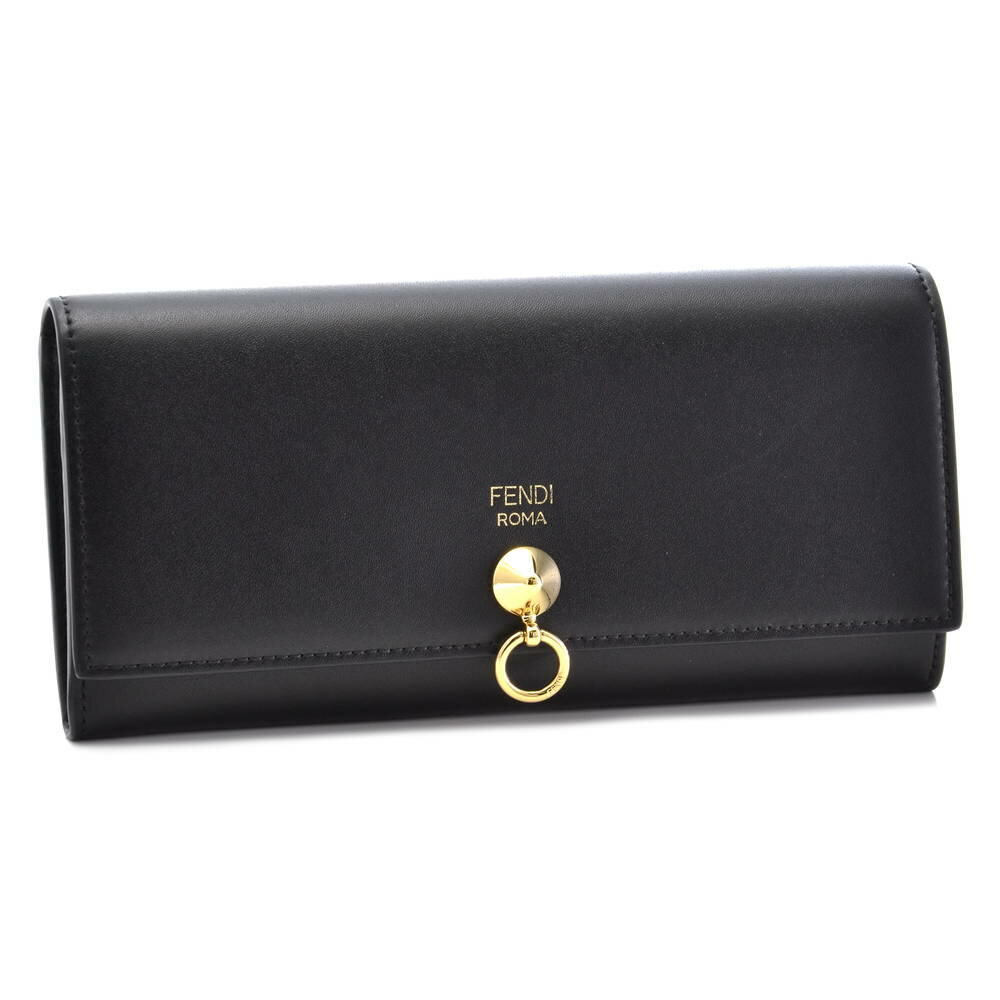 フェンディ FENDI 財布 長財布 8M0251 SME KUR NERO 【BY THE WAY】