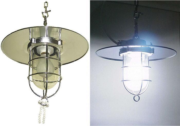 古民家・住宅・店舗・ウッドデッキ・門灯・ログハウスなど真鍮製マリンランプセーリングライト