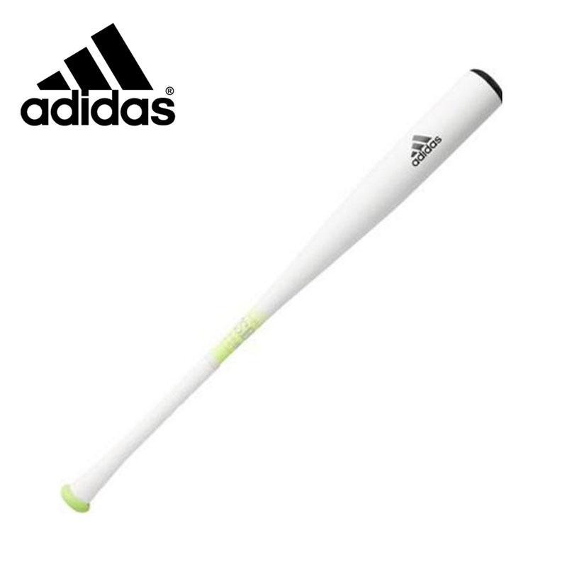 【送料無料】 2017年モデル アディダス Adidas 少年軟式カーボンバット Rocketballz-LSJ 81cm580g ホワイト ヘッドバランス DKK51-BS1034