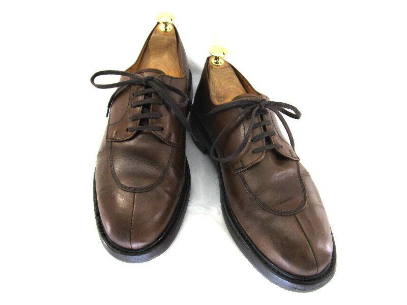 LORD FIELD ロードフィールド ( 約27.0~27.5cm)  Yチップ♪YALAKU-ヤラク-メンズビジネスシューズ・紳士靴【中古】【送料無料】【靴】