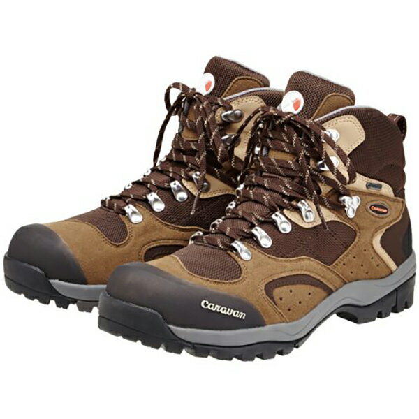 割引に Caravan(キャラバン) C 1_02S/440/290 10106男女兼用 ブラウン ブーツ 靴 トレッキング トレッキングシューズ トレッキング用 アウトドアギア