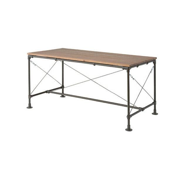 「ダイニングテーブル」 机 4人用 ブラウン 天然木(パイン) ナチュラル カントリー アンティーク おしゃれ【送料無料】
