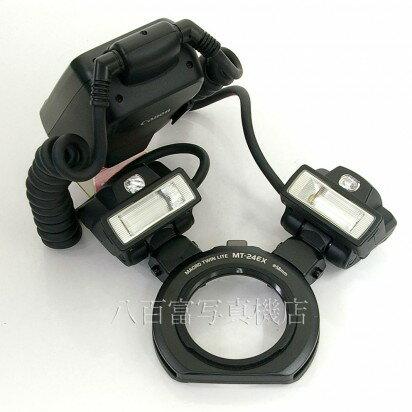 【中古】 キャノン マクロツインライト MT-24EX MACRO TWIN LITE Canon 中古アクセサリー 22393【カメラの八百富】【カメラ】【レンズ】