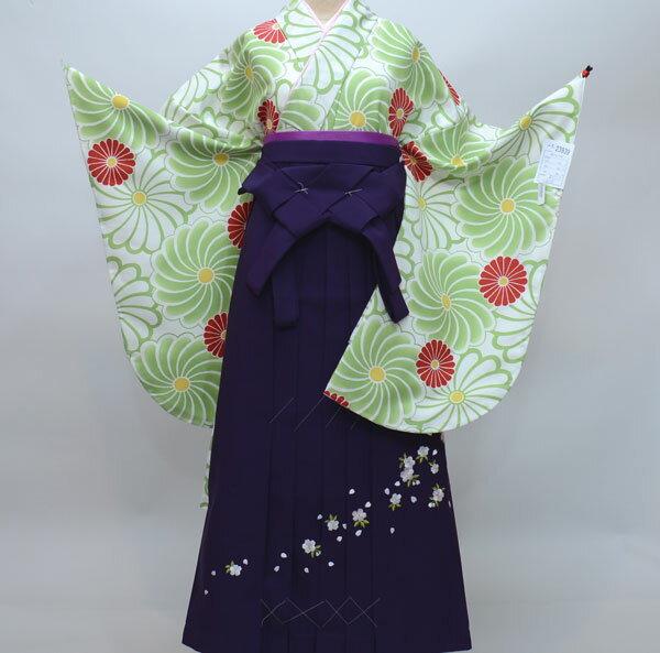 着物袴セット ジュニア用へ直し135cm~143cm 着物生地:日本製 新品 (株)安田屋 r176888364