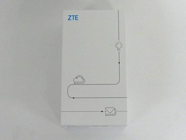 未使用 【中古】 ZTE BLADE V7 LITE V0720 シルバー SIMフリー  T2665613