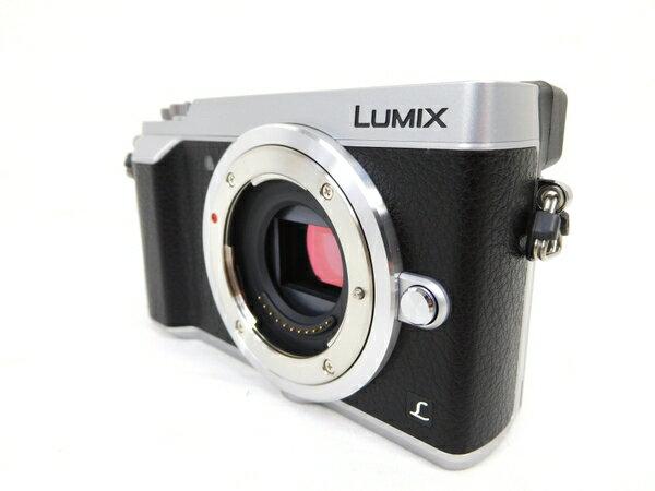 美品 【中古】 Panasonic パナソニック DMC-GX7MK2K-S レンズキット デジタル一眼カメラ Y2558700