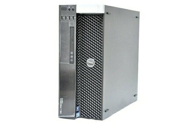美品 【中古】 DELL PRECISION T3610 ワークステーション Xeon E5 1603 2.8GHz 4GB HDD1TB Win7 Pro 32bit FirePro V4900  T2588704