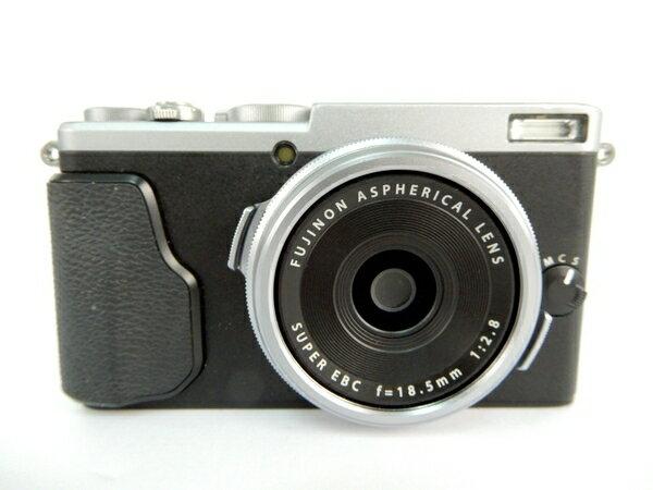 【中古】 FUJIFILM X70 デジタル コンパクト カメラ コンデジ  Y2686004