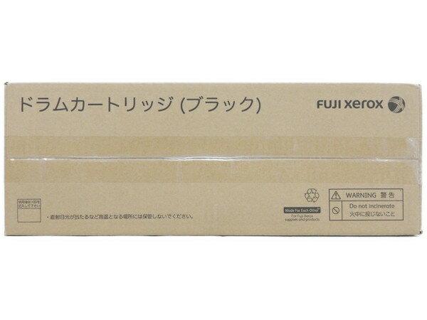 未使用【中古】富士ゼロックス CT351082 純正ドラム ブラック F2309530