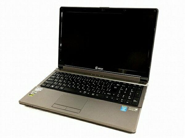 【中古】 eX.computer G-GEAR note N1561Jシリーズ N1561J720/8N/NO/03/7G/M3/D6/DM ノートパソコン  T2517269