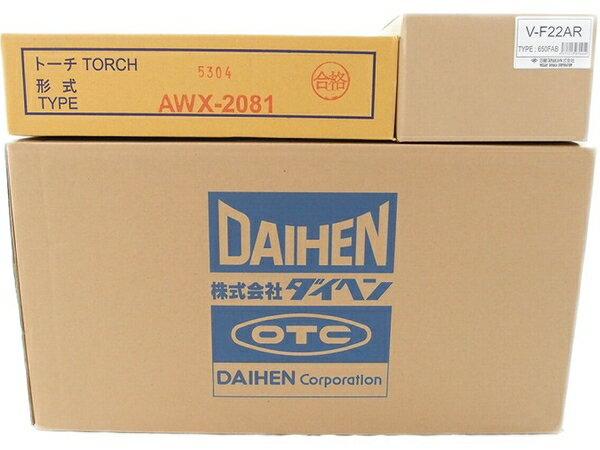 未使用 【中古】 DAIHEN ダイヘン ティグミニ tig mini 200p2 VRTPM-202 溶接機 100V アーク溶接  直流 パルス TIG溶接機  S2671275