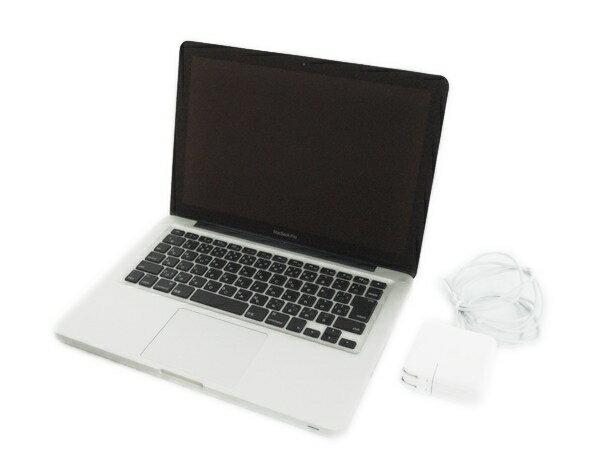 【中古】 Apple A1278 MacBook PRO OSX 10.85 ノートPC  Y2622574